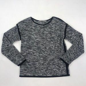 Athleta Heather Gray Sweater